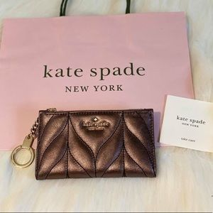 Kate spade mikey small wallet